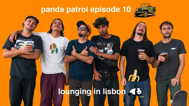 18709Panda Patrol 10: Lounging in Lisbon||5:02
