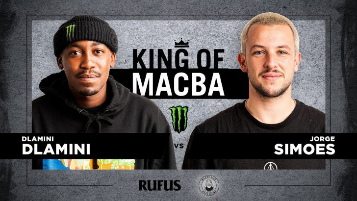 18715King OF Macba 2020|Dlamini Dlamini VS Jorge Simoes||4:05