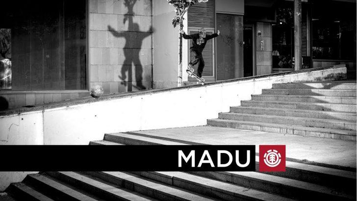 18845Element Skateboards|O Madu Teixeira apresenta MADU