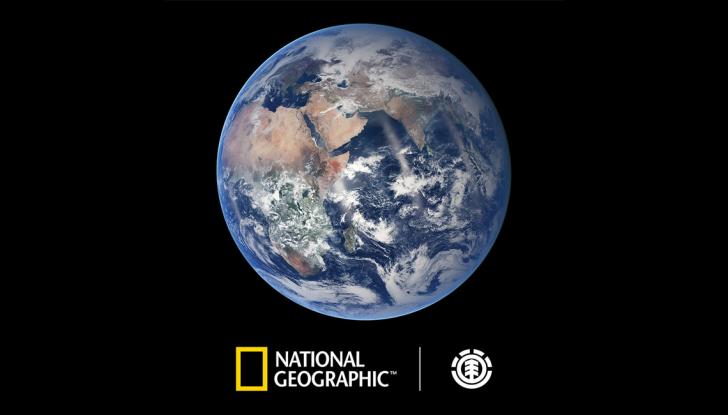 18991ELEMENT Apresenta coleção National Geographic Future Nature