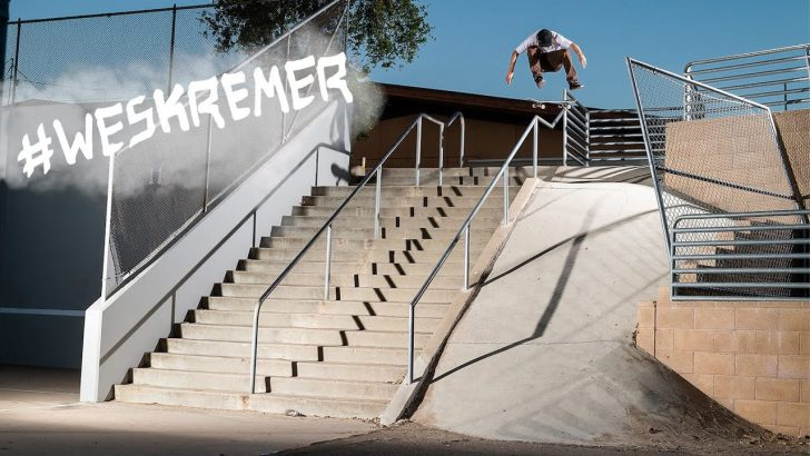 "19067DC Shoes' ""#WESKREMER"" Part