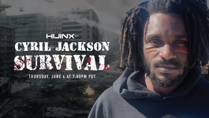 "19144Cyril Jackson ""SURVIVAL""