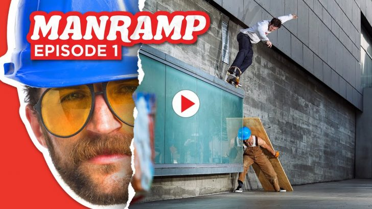 "19168Manramp ""Return of the Ramp"" Episode 1