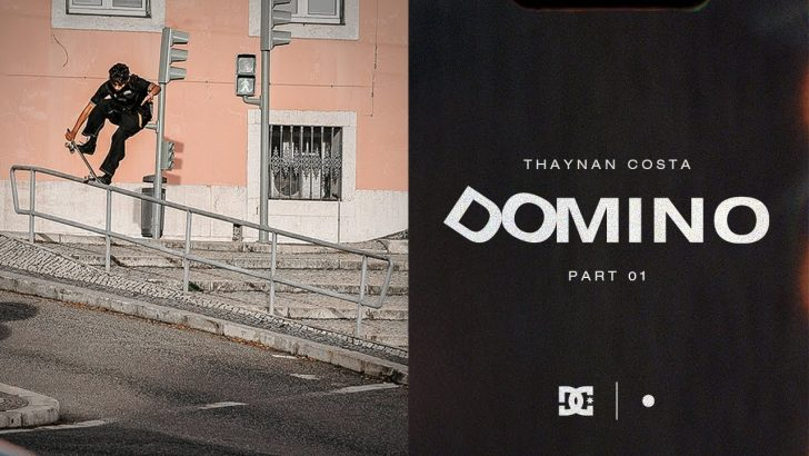 "19152Thaynan Costa|DC ""Domino"" Part 01