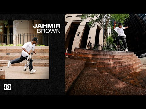 "19247Jahmir Brown ""DC"" Part