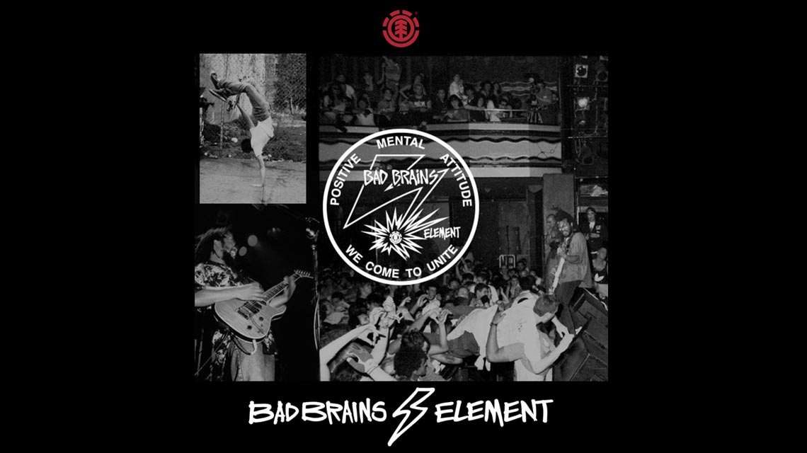 19287Element x Bad Brains