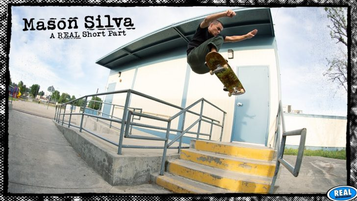 19317Mason Silva : A REAL Short Part||2:07