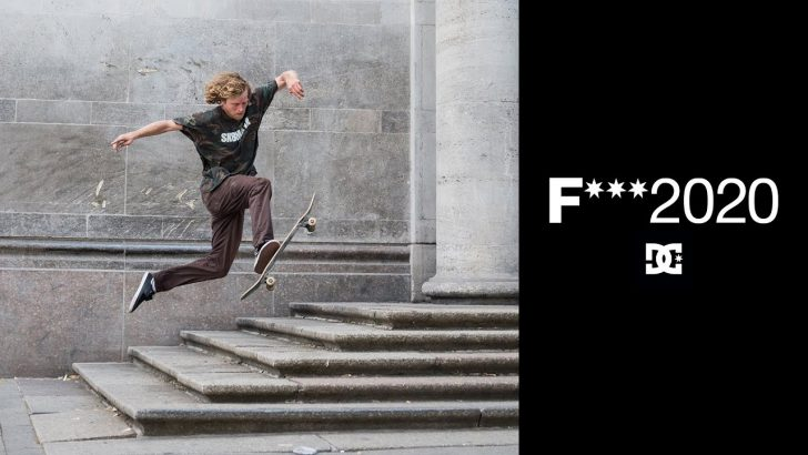 "19584DC Shoes ""F*** 2020"" Video