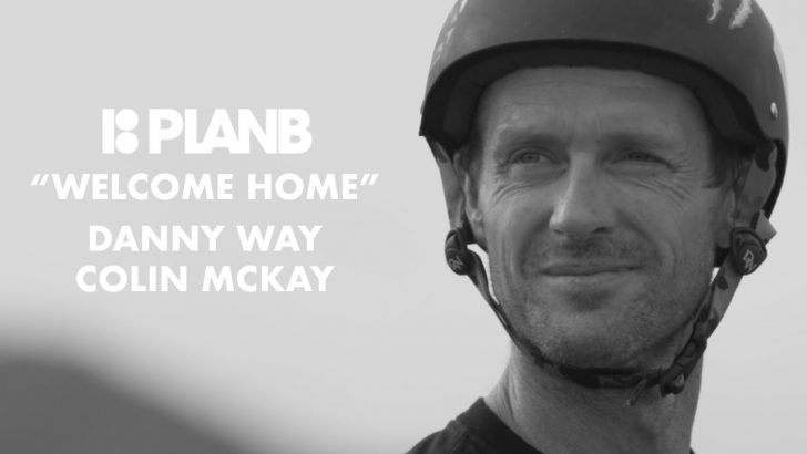 19575Danny Way's Welcome Home Mega Part ||3:31