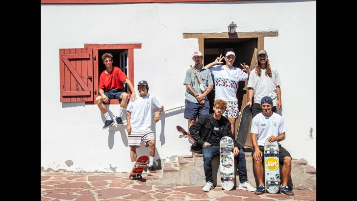 19542Jart Skateboards | Basque Tour 2020||4:24