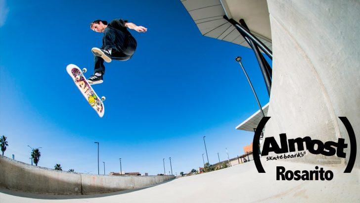 "19814Almost Skateboard ""Rosarito""||5:22"