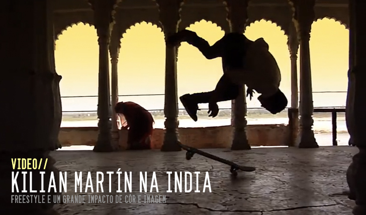 704Kilian Martín algures na Índia || 4:19