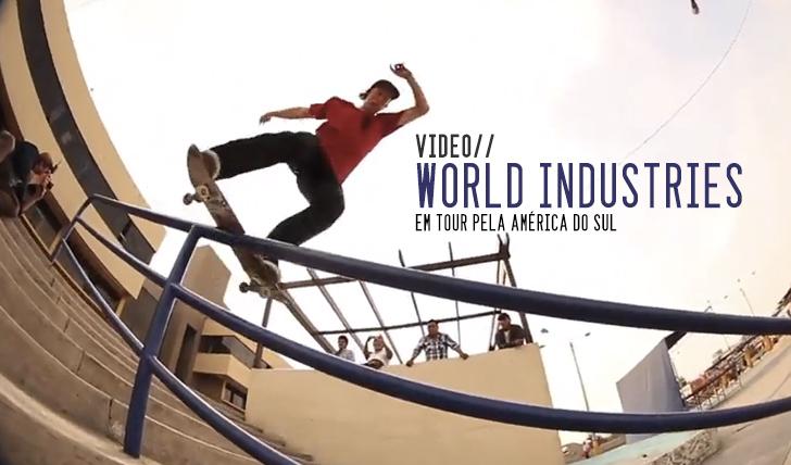 294WORLD INDUSTRIES – Algures pela América do Sul II 5:03