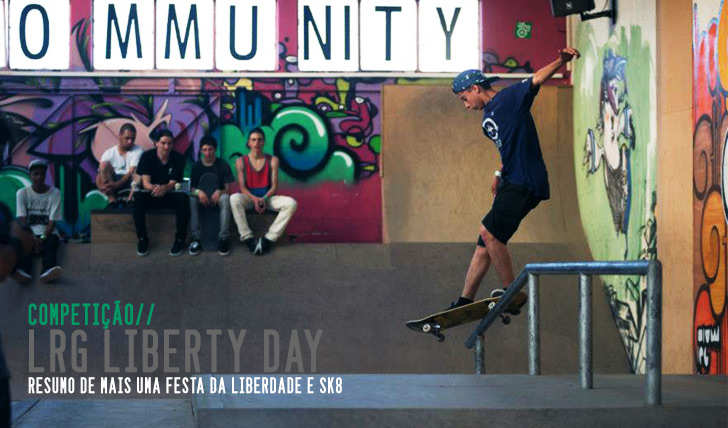 669LRG Liberty Day 2013 | Resumo do dia