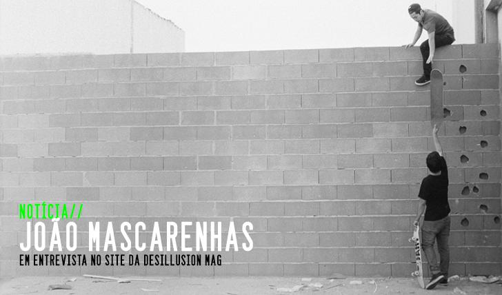 1076João Mascarenhas entrevista à Desillusion Mag