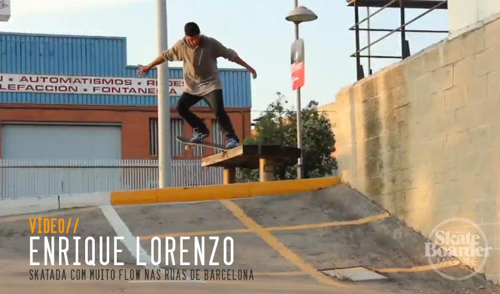 1214Enrique Lorenzo | Skateboarder Mag || 2:05