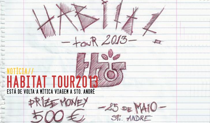 840HABITAT Tour 2013 | Sto. André