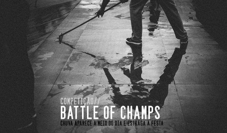 1583Battle of Champs   Resumo do dia…de chuva