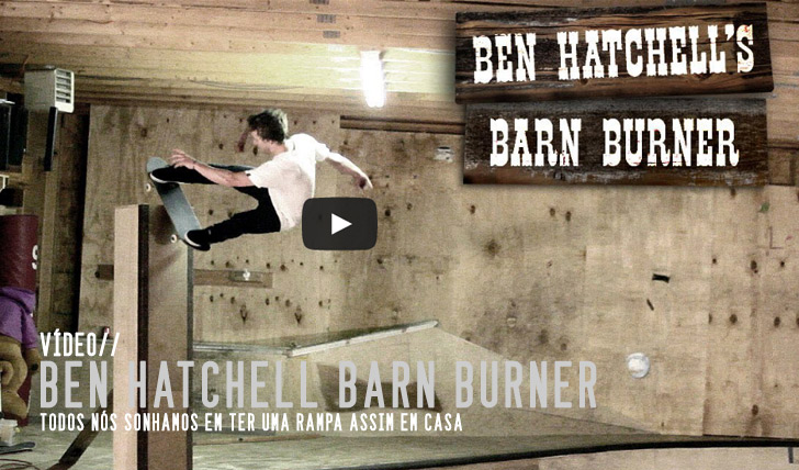 1867Ben Hatchell's Barn Burner    1:50