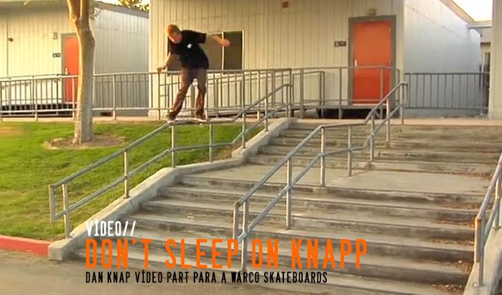 2308WARCO Skateboards – Dont sleep on Knapp || 4:37