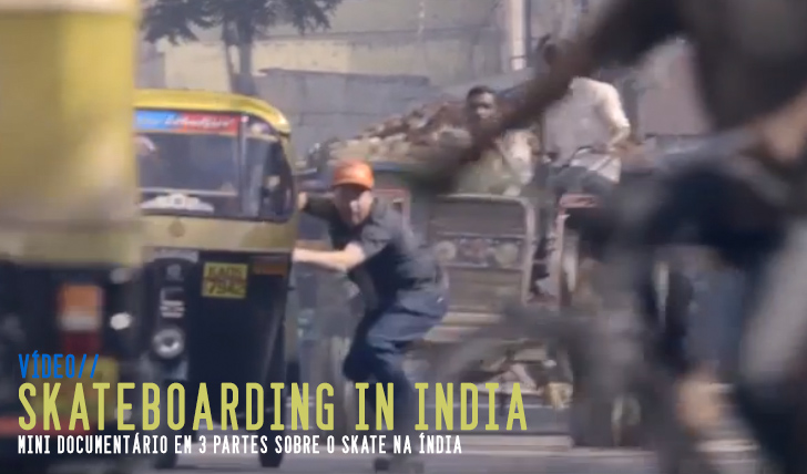 1988Skateboarding in India Ep. 1 || 5:49