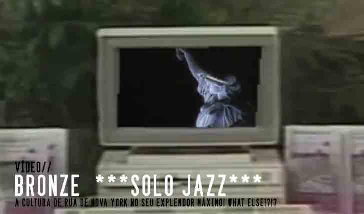 2554BRONZE HARDWARE | ***SOLO JAZZ*** || 21:02