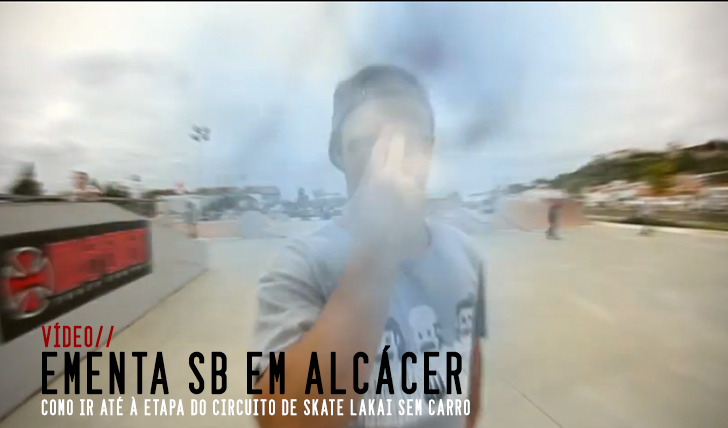 3140EMENTA SB Circuito Skate 2013 | Alcácer do Sal || 1:38