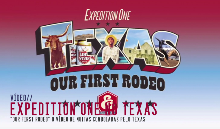 3214EXPEDITION-ONE – Our First Rodeo    3:47