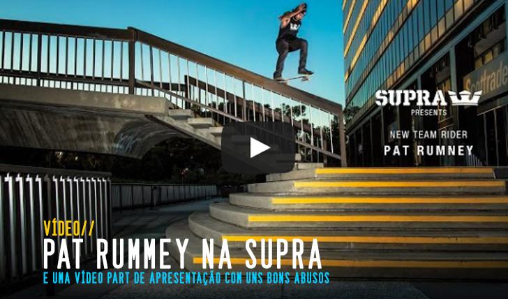 3327SUPRA Presents New Rider Pat Rumney    2:54