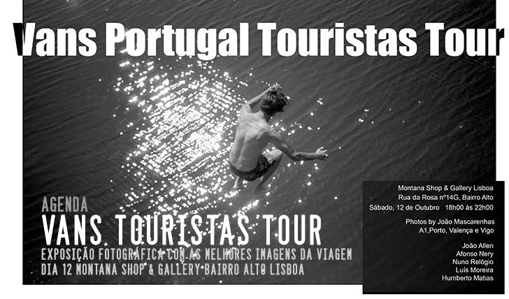 3088Exposição VANS Portugal Touristas Tour   Sábado 12 Out Bairro Alto