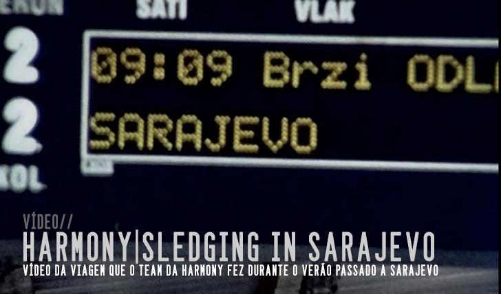 4088The Harmony – Sledging In Sarajevo    6:00