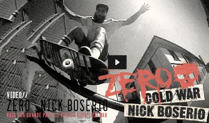 3932ZERO Cold WAR : Nick Boserio || 2:33