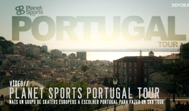 4410Planet Sports Portugal Tour Clip    4:16