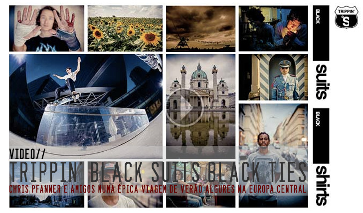 4423Trippin' Black Suits Black Ties || 4:41