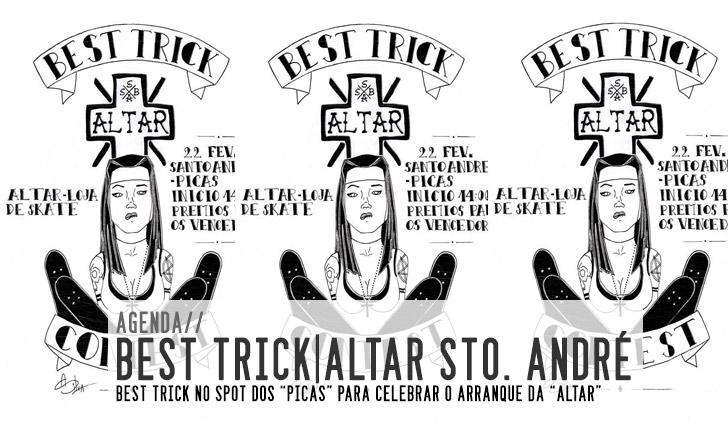 4600Best trick Sto. andré ALTAR Loja de Skate 22 Fev