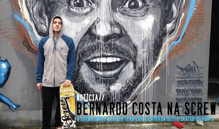 4706Bernardo Costa no team da Screw
