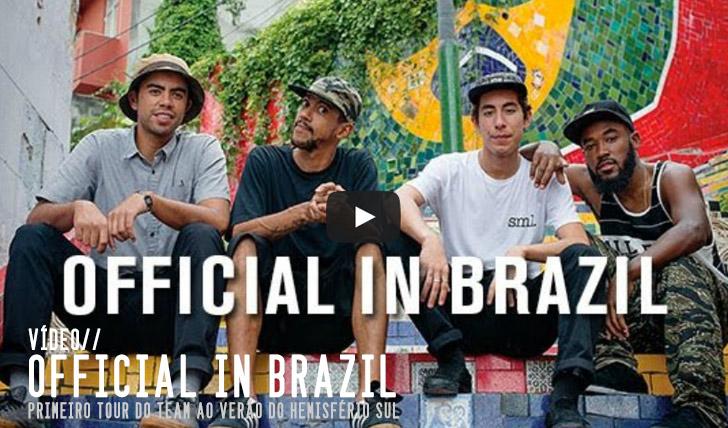 4518OFFICIAL In Brazil || 3:27