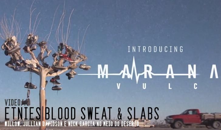 4997ETNIES Presents: Blood, Sweat, & Slabs    2:00