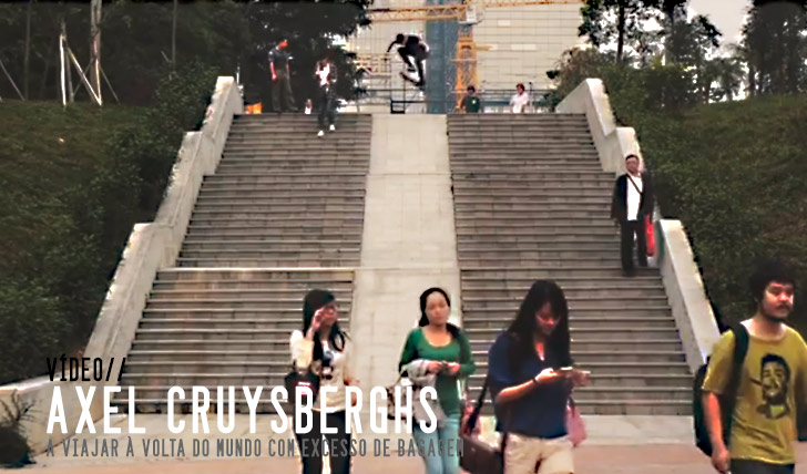 5328Excess Baggage: Axel Cruysberghs || 4:40