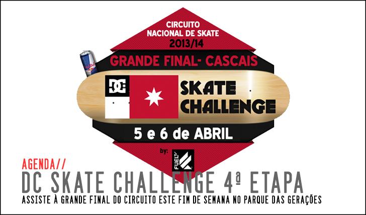 5110DC Skate Challenge 4ª etapa Cascais com a decisão do título em aberto
