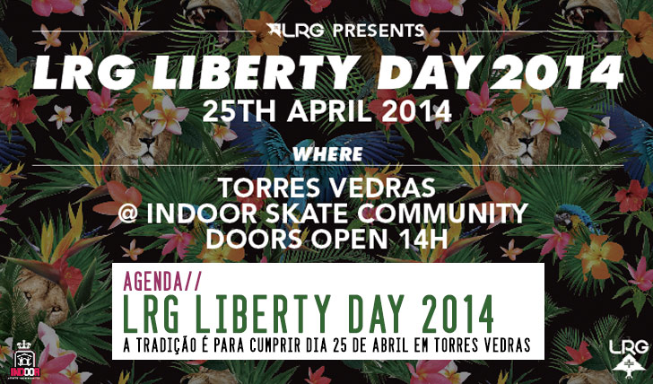5416LRG Liberty Day|25 Abril Indoor Skate Community