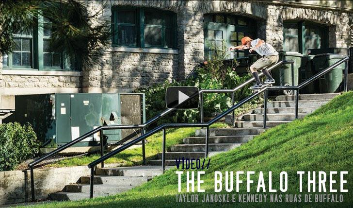 5494The Buffalo Three: Nike SB || 2:53