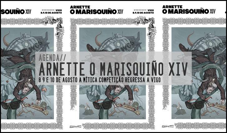 5825Arnette O'Marisquiño || 8,9 e 10 de Agosto Vigo