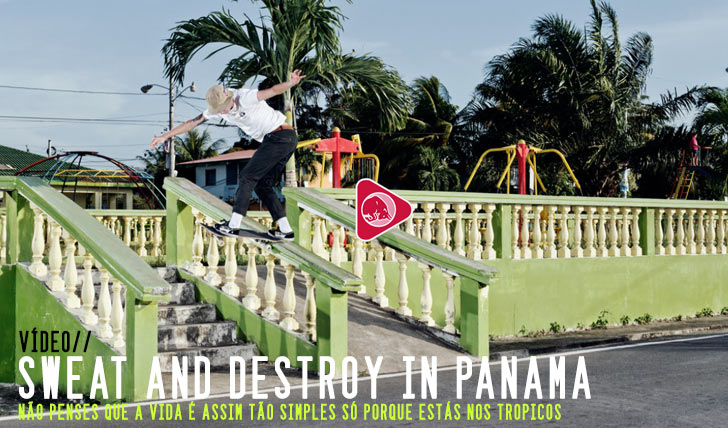 5900Sweat and Destroy in Panama || 3:41
