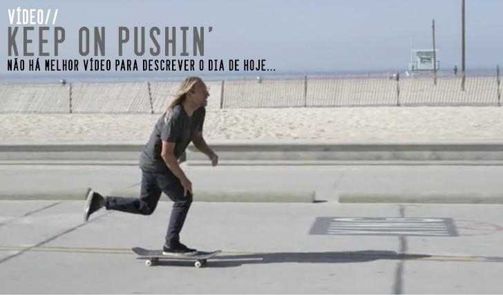 6237Keep On Pushin' || 4:18
