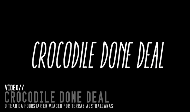 6466FOURSTAR Crocodile Done Deal || 18:36