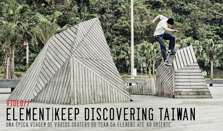 """6949Element """"Keep Discovering Taiwan"""" 
