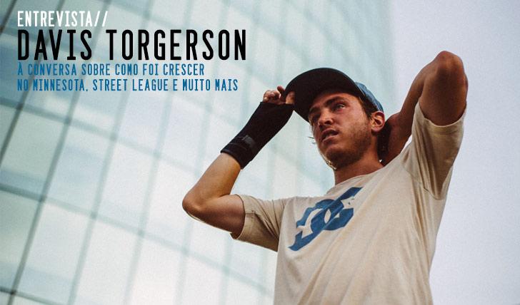 7387DC INITIALS TOUR| Davis Torgerson em entrevista