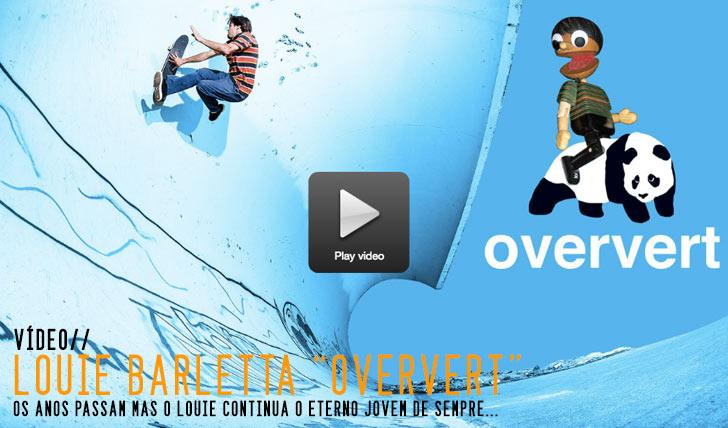 "8002Louie Barletta's ""Oververt"" part||3:41"