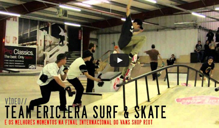 7958Team Ericeira Surf & Skate na final do Vans Shop Riot  3:17